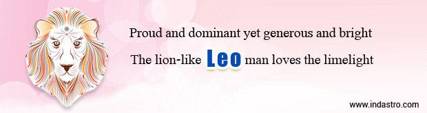 what are leo men like