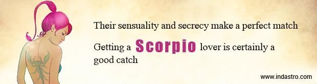 Scorpio Love - Scorpio Man In Love & Scorpio Woman In Love