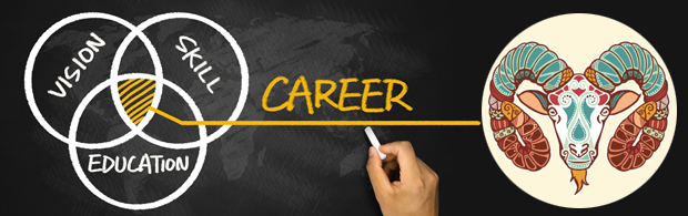 How will Aries Career progress in 2017? Aries 2017 Career Horoscope