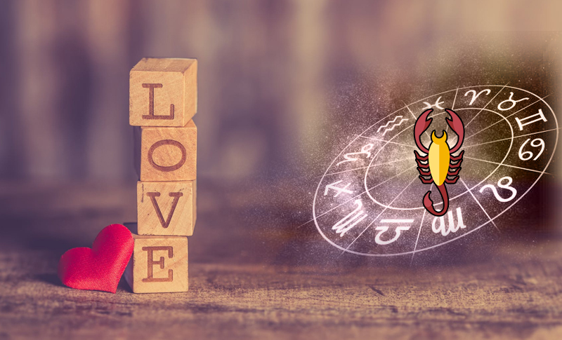 2018 Scorpio Love Horoscope