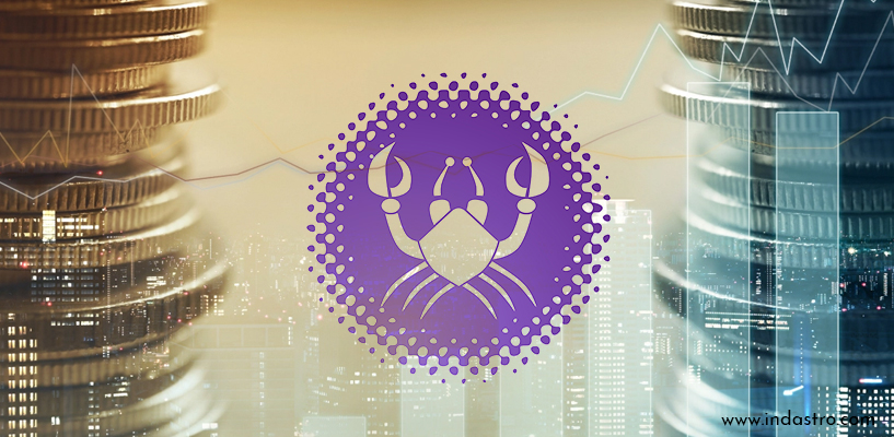 Cancer Finance and Wealth Horoscope 2019
