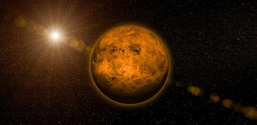 2019 Planetary Transits - Venus