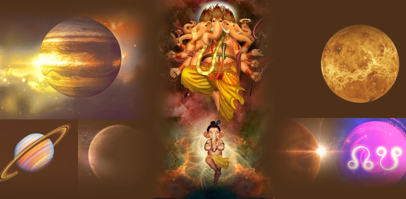 Helping hands from Ganesha: The Gift of Retrograde planets
