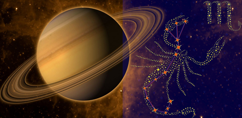 Saturn Retrograde in Scorpio – Slow Down and Reassess Your